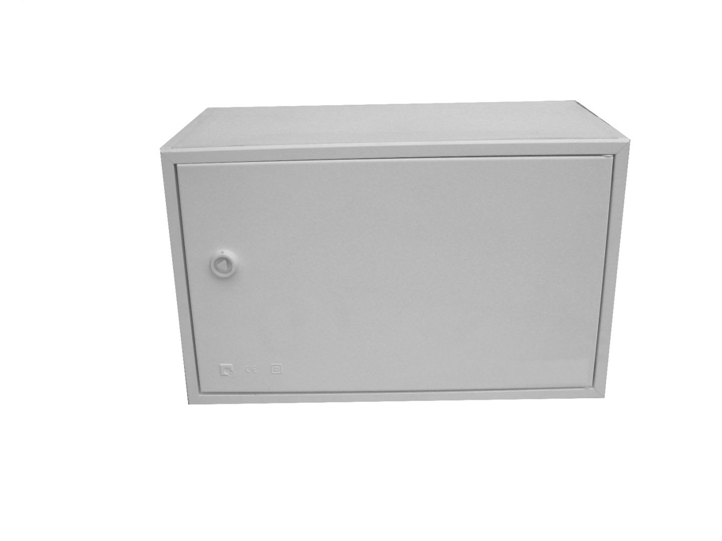 EMPTY BUILT-IN VISBOX BOX WITH DOOR AND FRAME 380X250X130