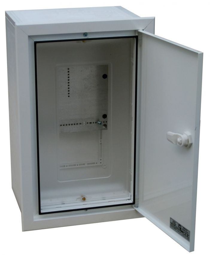 BUILT-IN SINGLE-PHASE/THREE-PHASE METER BOX