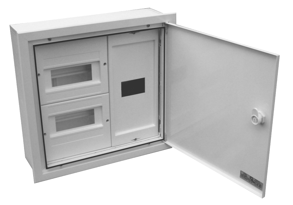 BUILT-IN DISTRIBUTION BOX AND DIFFERENTIAL 16 MODULES
