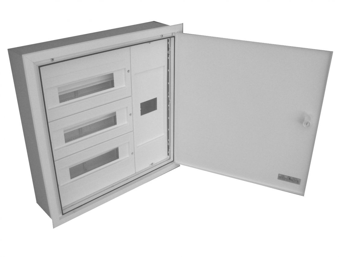 BUILT-IN DISTRIBUTION BOX AND DIFFERENTIAL 42 MODULES