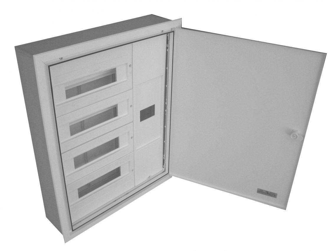 BUILT-IN DISTRIBUTION BOX AND DIFFERENTIAL 56 MODULES