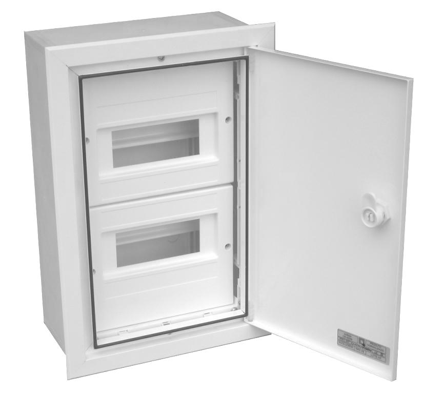 BUILT-IN DISTRIBUTION BOX 16 MODULES