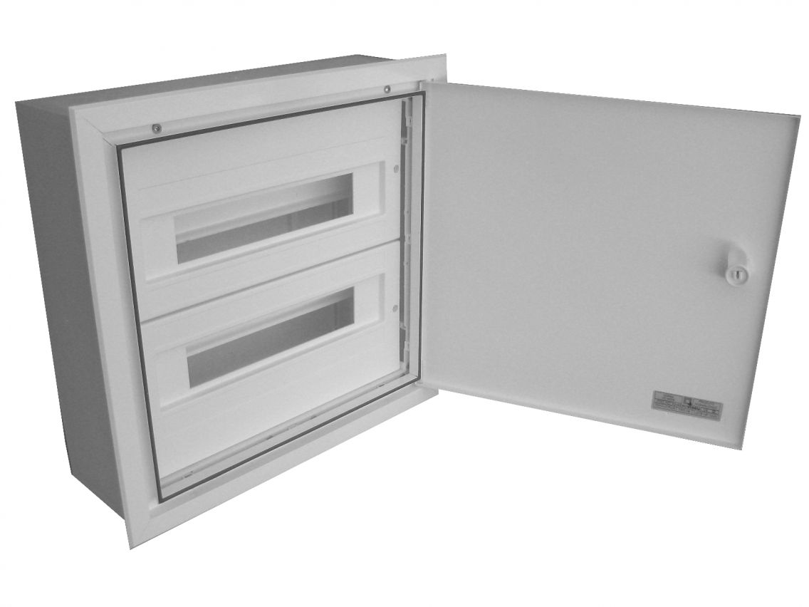 BUILT-IN DISTRIBUTION BOX 32 MODULES