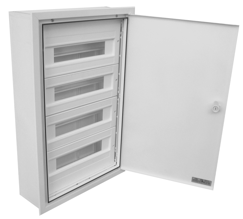 BUILT-IN DISTRIBUTION BOX 64 MODULES