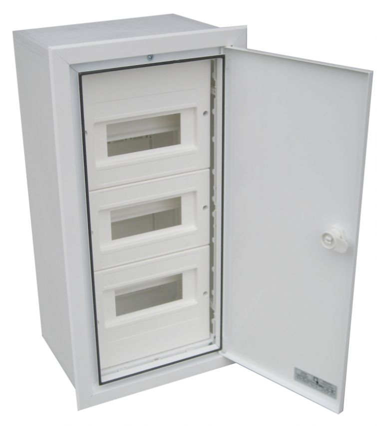 BUILT-IN DISTRIBUTION BOX 24 MODULES