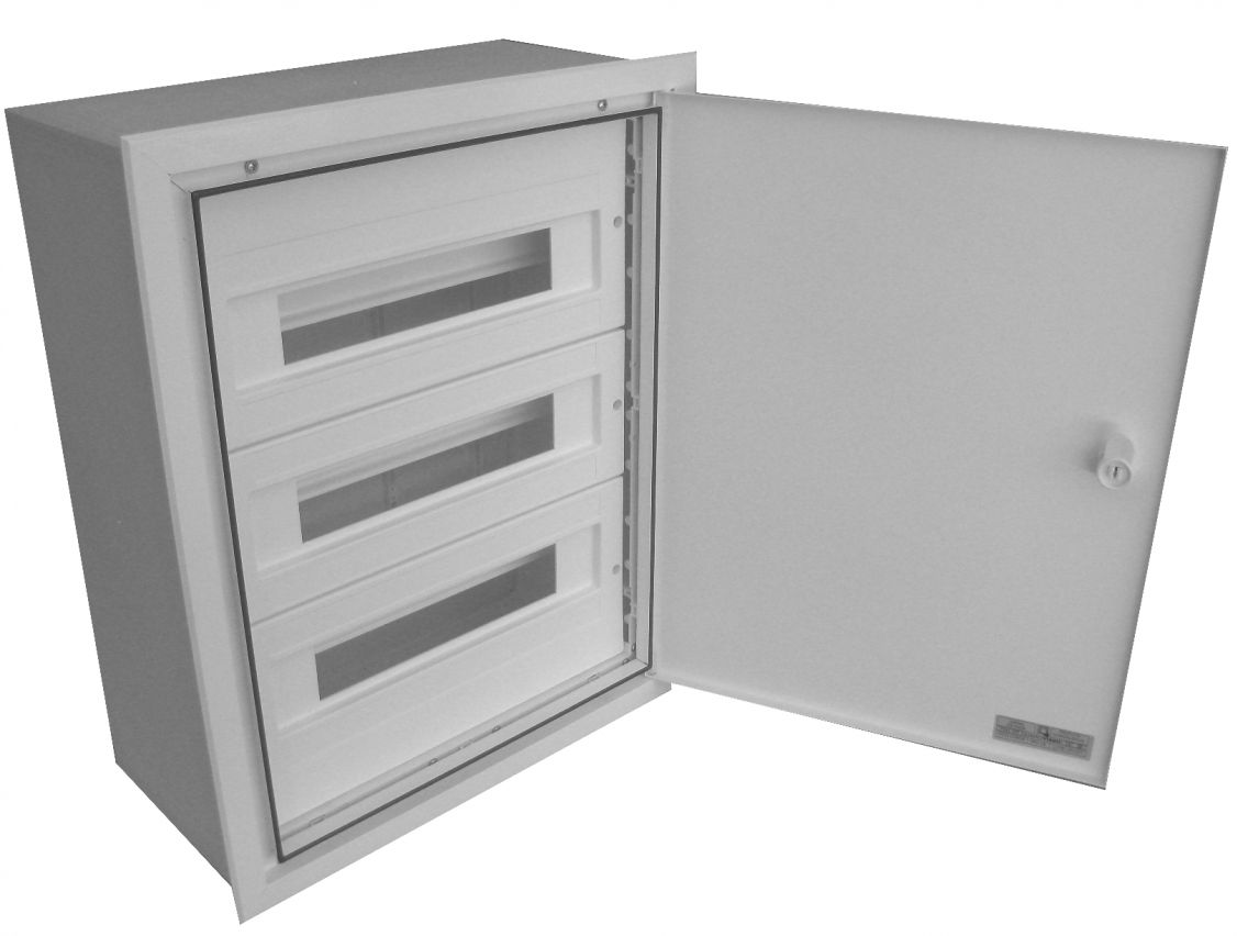BUILT-IN DISTRIBUTION BOX 36 MODULES
