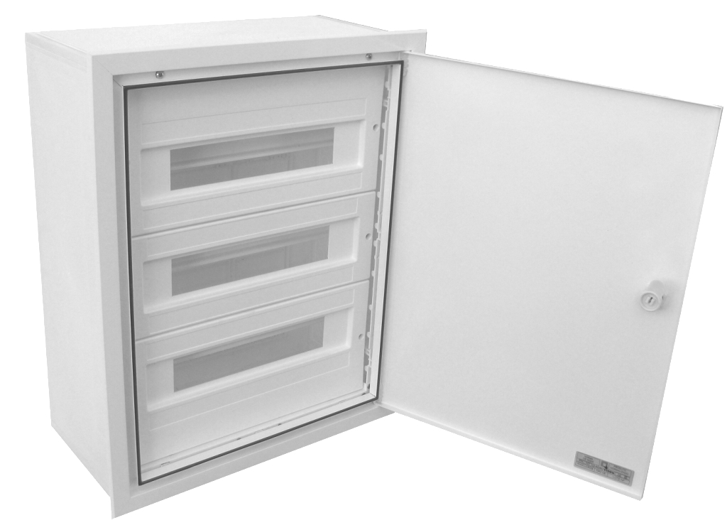 BUILT-IN DISTRIBUTION BOX 48 MODULES