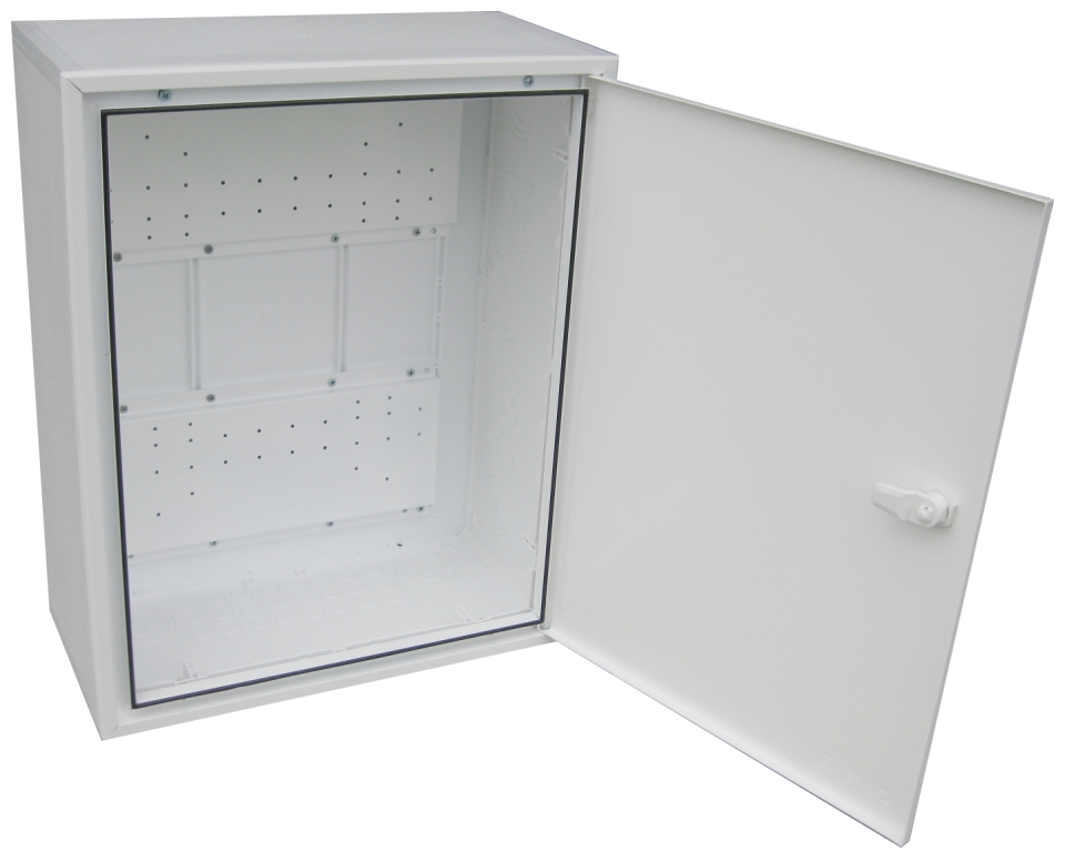 PB/PC/PD Output Protection Box width 400 WITHOUT EQUIPMENT
