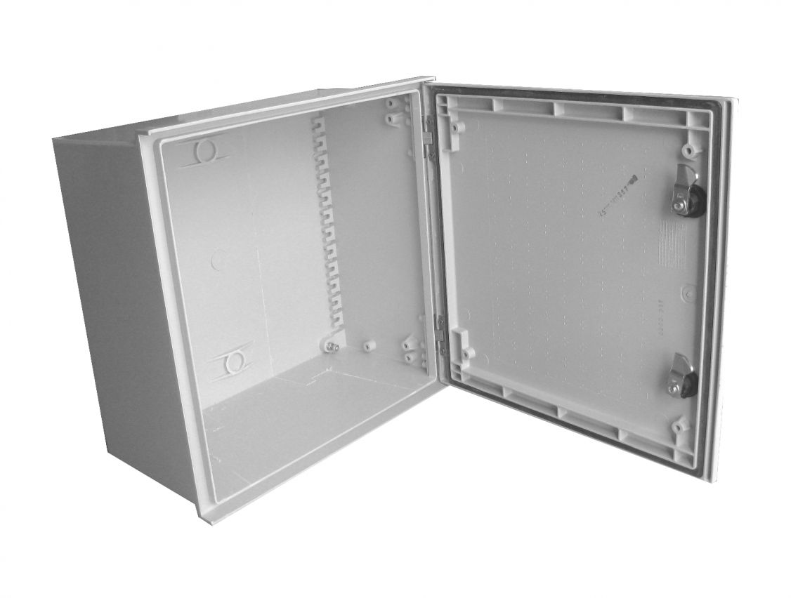 EMPTY POLYESTER BOX 400X400X200