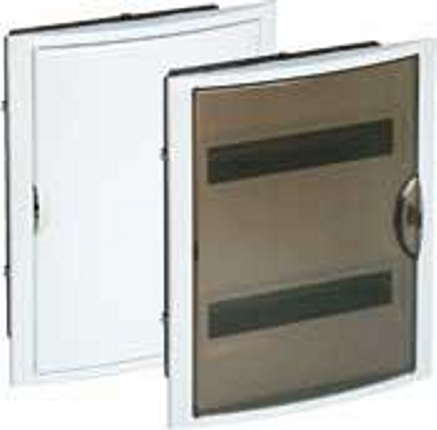 BUILT-IN DISTRIBUTION BOX 24 MÓD. WITH TRANSPARENT DOOR