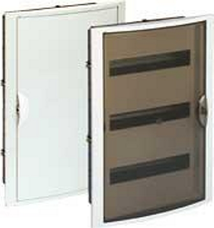 BUILT-IN DISTRIBUTION BOX 36 MÓD. WITH TRANSPARENT DOOR